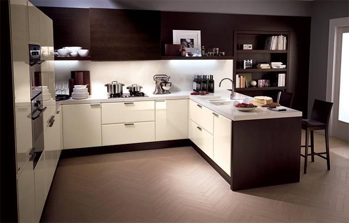 Яку колірну гамму вибрати для кухні