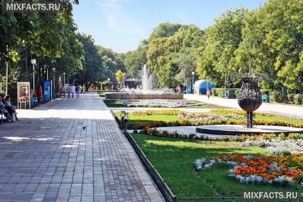 Єйськ – пам'ятки і розваги міста з фото