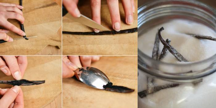 З чого роблять ванільний цукор і як його приготувати в домашніх умовах