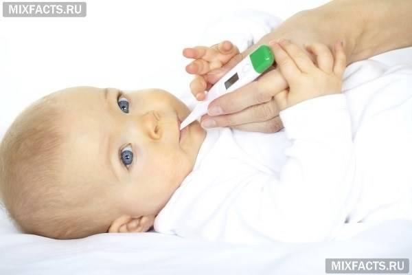Жарознижувальну для немовлят (огляд)