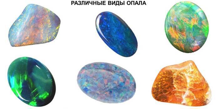 Значення натурального каменю опал