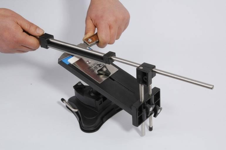 Правильний кут заточування кухонного ножа