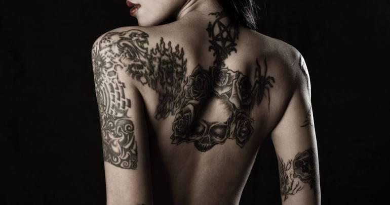 Сонник: що значить, коли приснилася татуювання на різних частинах тіла