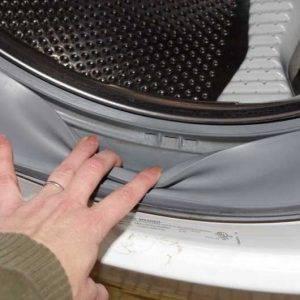 Як почистити гумку в пральній машині-автомат