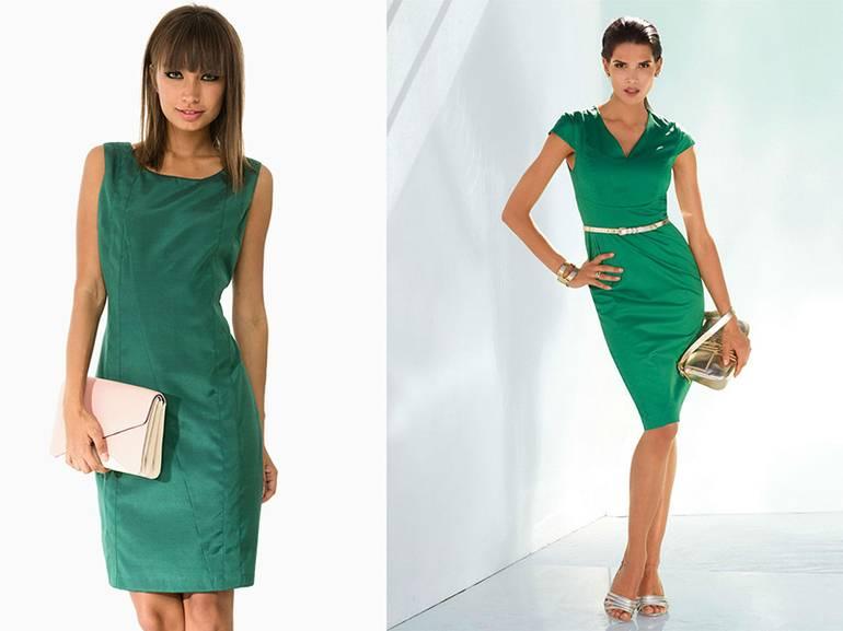 Зелене плаття по соннику: фасон і матеріал, тлумачення для дам і чоловіків, довге вбрання смарагдового кольору