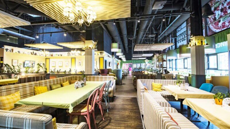 Лучший ресторан Соломенского района