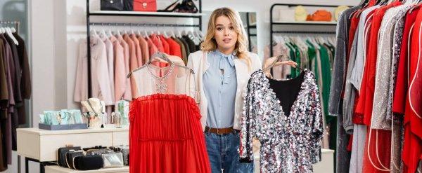 Правильно подобранное платье — это практичная, модная и функциональная одежда