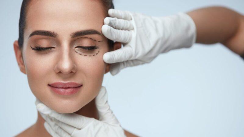 Профессиональная окулопластика: эстетика и омоложение